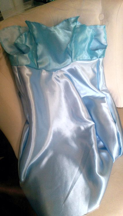 Queen Elsa Frozen Disney costume