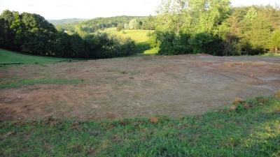 grass riding arena