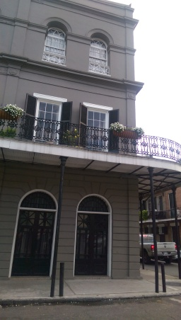 New Orleans' Ghost Tour