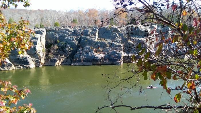 Mathers gorge